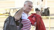 دشان قرارداد خود را با تیم ملی فرانسه تمدید کرد
