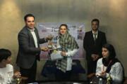 دانشآموز ایرانی، برنده مسابقات جهانی ریاضی در هندوستان