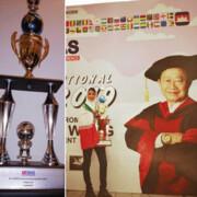 کسب افتخار جهانی توسط دانشآموز ایلامی