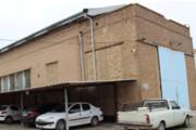 ثبت ملی کارخانه قدیمی در گنبدکاووس