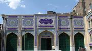 این مسجد را داروغه تهران ساخت