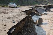 سیلاب ۴۰ کیلومتر از جاده خرمآباد - پلدختر را تخریب کرد