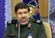 واکنش سخنگوی سپاه به انتقاد تند سردار غیبپرور از صداوسیما