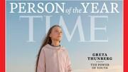 گرتا تونبرگ ؛ دختر نوجوان سوئدی «شخص سال» مجله تایم شد