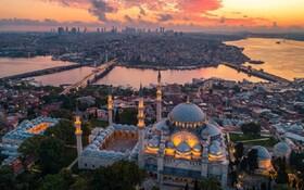 دیدنی های استانبول و تنگه ای که اروپایی اش کرده
