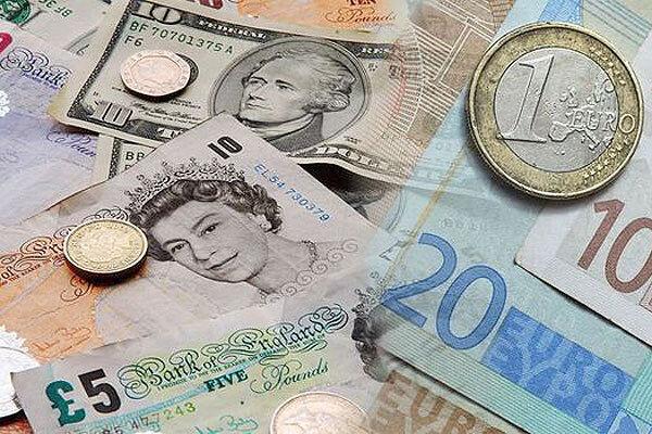 چهارشنبه ۲۰ آذر | جزئیات نرخ رسمی ۴۷ ارز؛ کاهش قیمت پوند و افزایش یورو