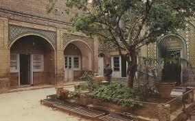 مسجد و مدرسه جانثار درباری