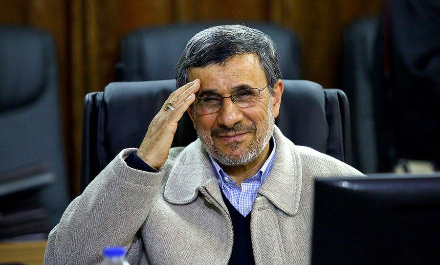 فرش قرمز برای بازگشت احمدینژاد   استقبال برائتپیشگان از رئیس ...