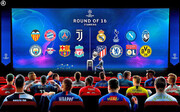 لیگ قهرمانان در سیطره پنج لیگ معتبر اروپا