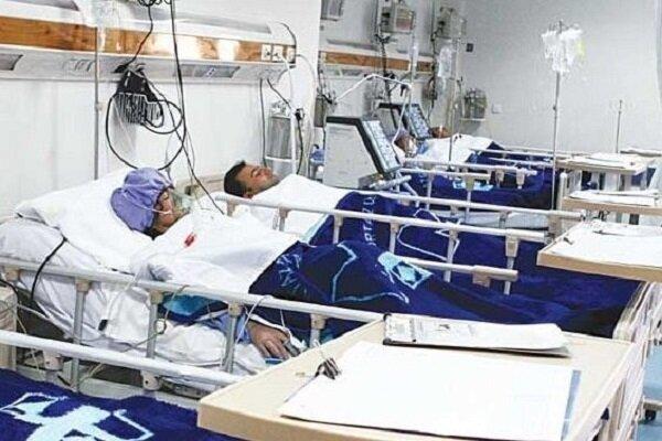 بیمار بیمارستان