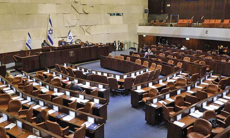 بنبست سیاسی در سرزمینهای اشغالی   سومین انتخابات اسرائیل در یک سال