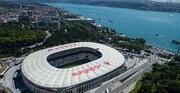 فیلم | ورزشگاه وودافون استانبول چطور ساخته شد؟