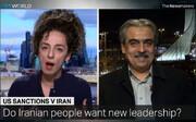 ماجرای عصبانیت مسیح علی نژاد در تلویزیون ترکیه