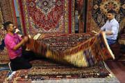 فرش قم از صادرات جا ماند