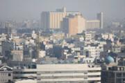 هوای سه منطقه مشهد آلوده است
