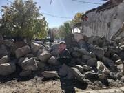 زمستان سخت در انتظار زلزلهزدگان آذربایجان شرقی