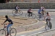 شاهرود و دامغان دارای پیست دوچرخهسواری اما سمنان در انتظار