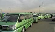 آغاز توزیع کارت سوخت تاکسیونها | مکاتبه درباره سهمیه سوخت تاکسیهای فرودگاه