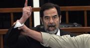 تصویری تازه منتشر شده از لحظه دستگیری صدام