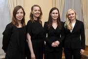 عکس روز: کابینه زنان جوان