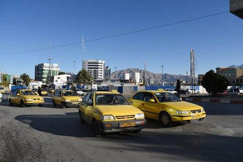 تجهیز تاکسیهای قم به سیستم پرداخت الکترونیک از دیماه