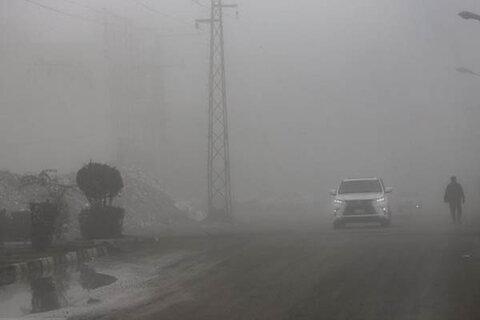 خوزستان، یکشنبه ۲۴ آذر مهآلود است