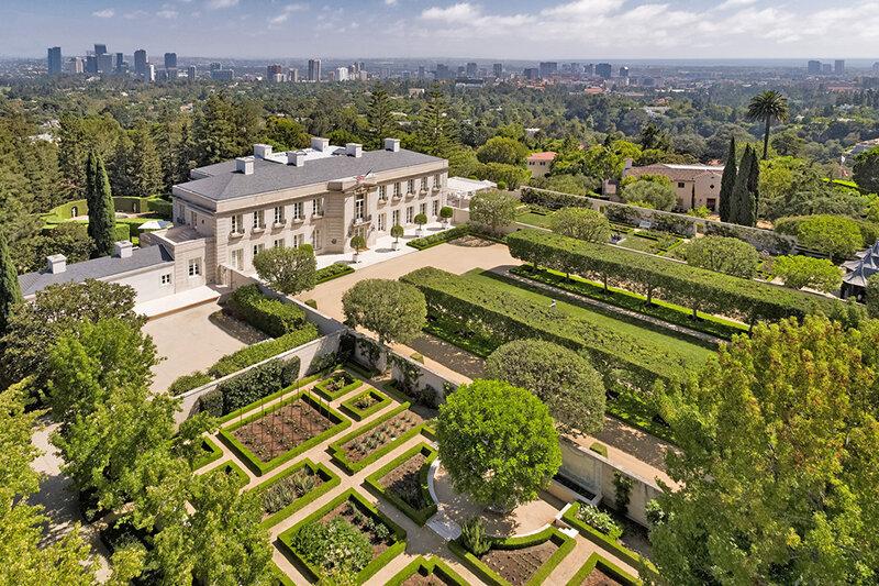گرانترين خانه لسآنجلس