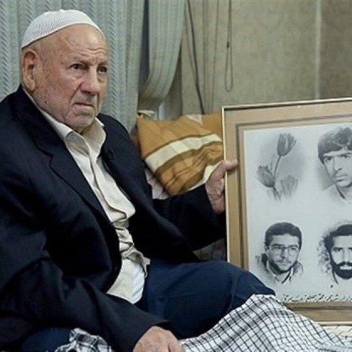 پدر شهیدان عرب سرخی