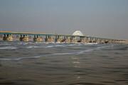 تراز دریاچه ارومیه روند صعودی در پیش گرفت