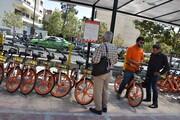 دوچرخههای نارنجی دوباره به تهران برگشتند | تعرفههای سرویسدهی بیدود تغییر میکند؟