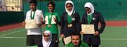تیم ایران با ٨ قهرمانی و ٤ نایب قهرمانی فاتح مسابقات تنیس زیر ١٣ سال غرب آسیا شد