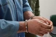 سارق حرفهای در اردبیل دستگیر شد
