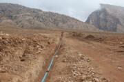 ۳۴۰ میلیارد ریال پروژه آبرسانی روستایی در ایلام در حال اجراست