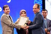 استانداری یزد در جشنواره مدیریت شهری، برتر کشور شد