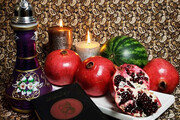آشنایی با آداب و رسوم شب یلدا در اردبیل
