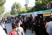 نمایشگاه صنایع دستی و سوغات در دامغان آغاز به کار کرد