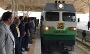 قطار گلشهر-هشتگرد به زودی مسافرگیری میکند