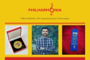 عکاس زنجانی مدال طلای جشنواره عکس قرقیزستان را کسب کرد