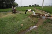 ۱۲ حلقه چاه غیرمجاز در شهرستان ری مسدود شد