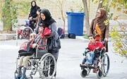 تاثیر منفی گرانی بنزین بر زندگی و درمان معلولان