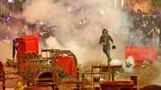 لبنان در بحران | ۱۳۰ زخمی در دومین روز ناآرامیها | احتمال بازگشت حریری به قدرت