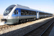 خروج قطار زاهدان- تهران از ریل