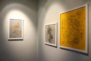 عکس | نمایشگاه خطنگاره «راهی واهی»