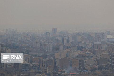 آلودگی هوا در ارومیه