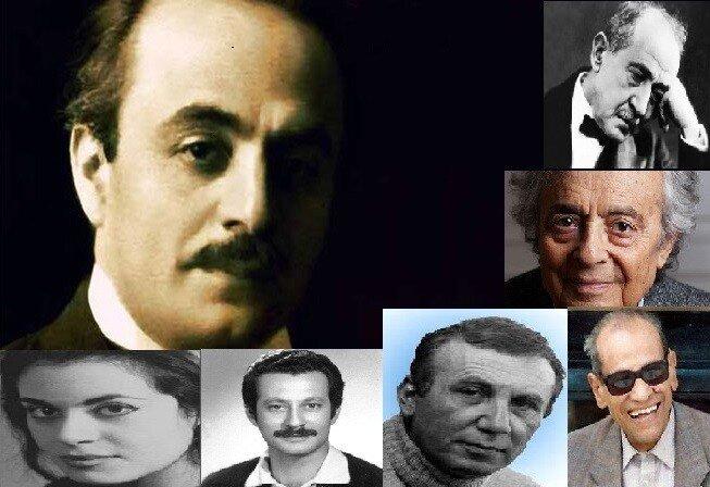 شعر معاصر عربي