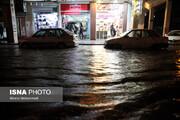۲۰ استانی که با ادامه بارشها امکان بحرانیشدن دارند