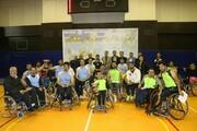 قهرمانی معلولان منطقه ۱۴ در پارا المپیاد منطقهای