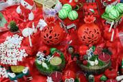 نمایشگاه حفظ سنتهای ملی یلدا در تبریز