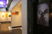 تصویر | نمایشگاه خطنگاره «راهی واهی» در سمنان