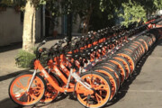 آغاز فعالیت دوچرخههای هوشمند از ۲۸ آذر در شیراز
